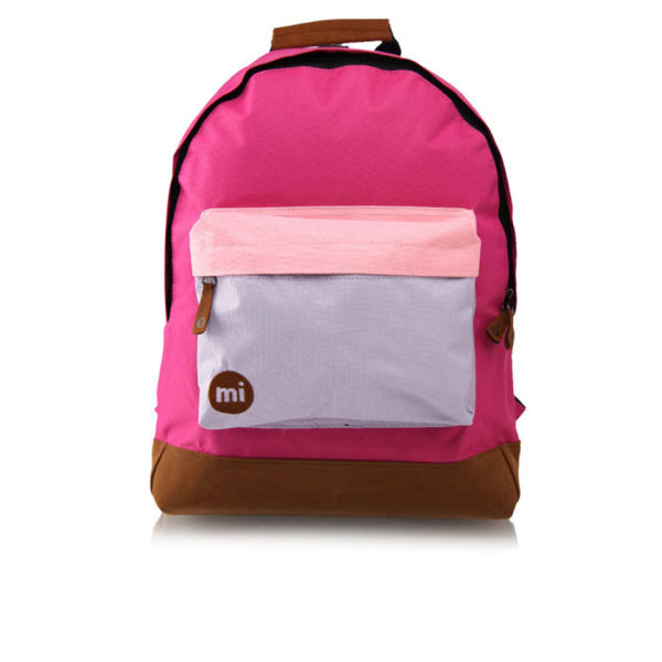 Mi- Pac Tonal Backpack - Berry/Pink/Lilac