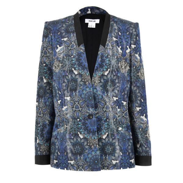 Helmut Lang Women's Mandala Wet Print Jacket - Multi
