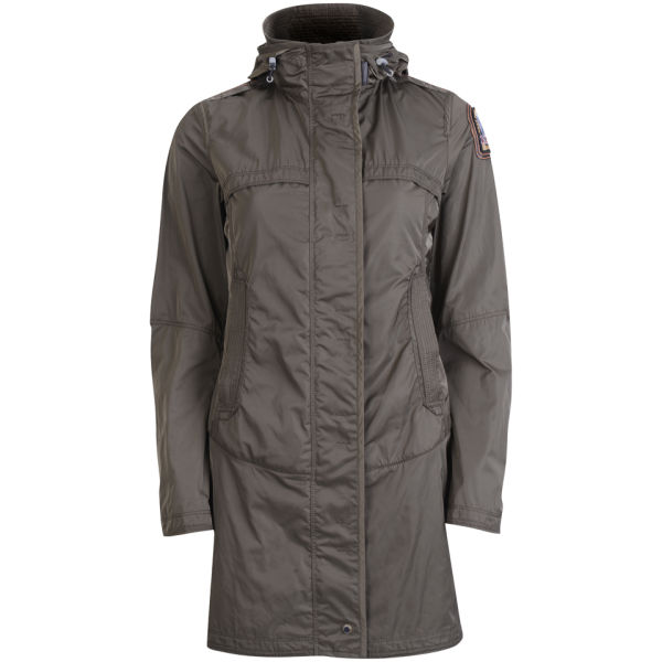 Parajumpers Women's Long Parka - Army