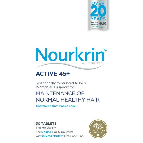 Nourkrin Active 45+ Tablets (30 Tablets)