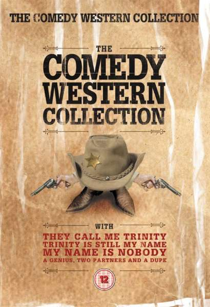 The Comedy Western Collection Dvd Zavvi