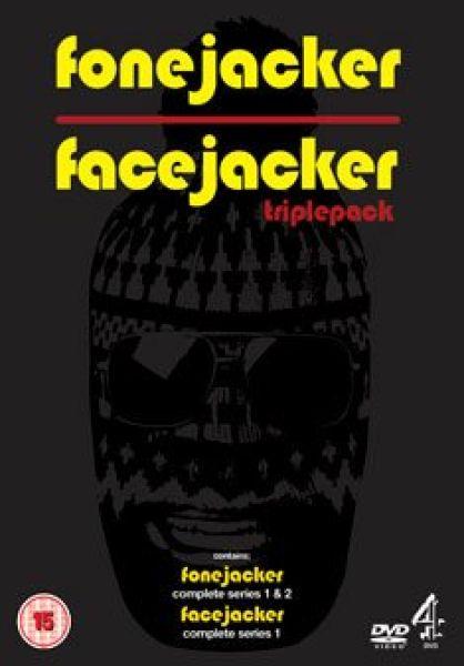 Fonejacker 1, 2 & Facejacker Box set | Zavvi.nl
