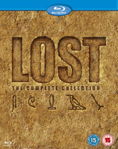 Lost - Seasons 1-6 Complete Box Set