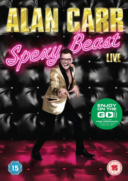 Alan Carr: Spexy Beast Live (Includes MP3 Copy)