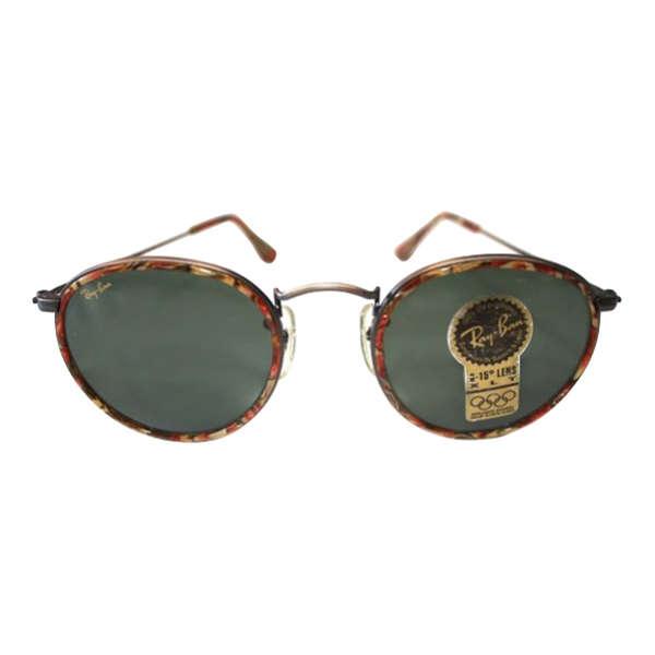 vintage ray bans  Rare Vintage Ray Ban W1676 Sunglasses