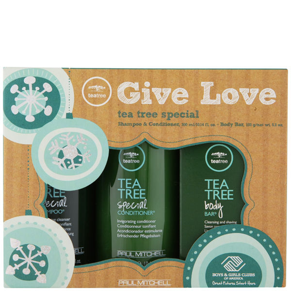 Paul Mitchell Tea Tree Special Care Gift Set 3 Products