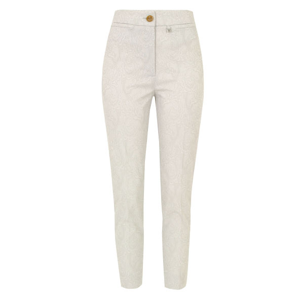 Vivienne Westwood Red Label Women's KA0123 Jacquard Trousers - Silver