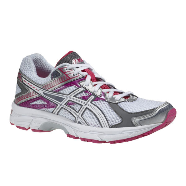 Asics Women's Gt 2000 2 Running Trainers - White/Snow/Pink
