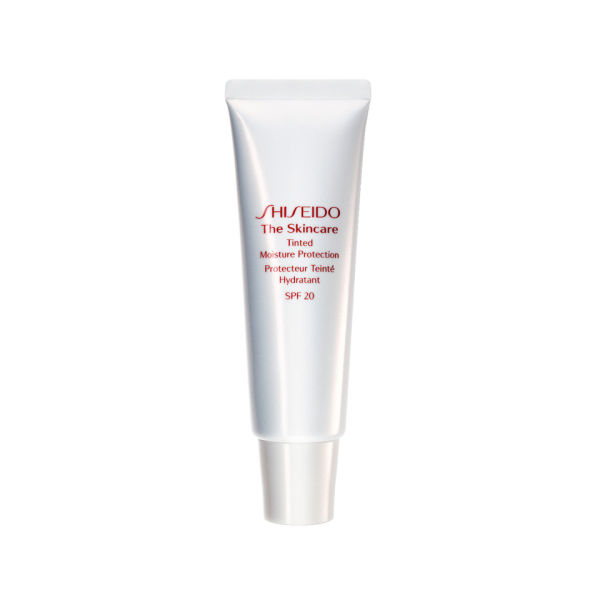 Shiseido The Skincare Essentials Tinted Moisture Protection SPF20 (50ml)