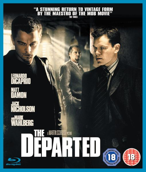Image result for the departed blu ray