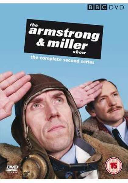 The armstrong and miller show series 1 episode 2 / Shining