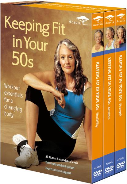 Keeping Fit In Your 50