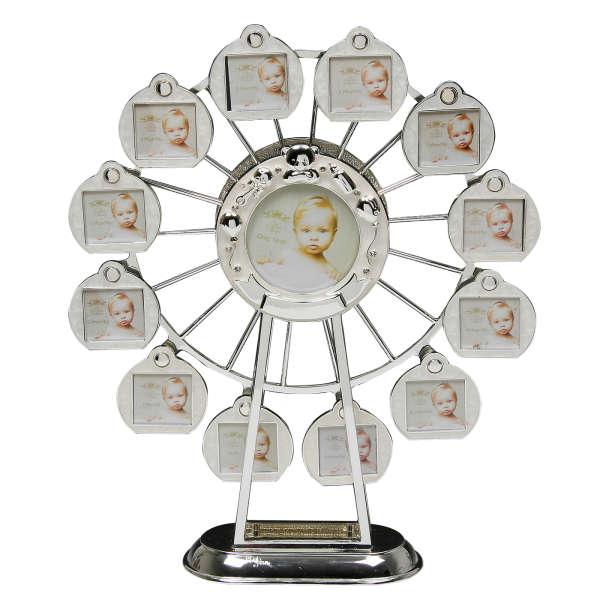 babys cream musical ferris wheel photo frame gifts zavvi