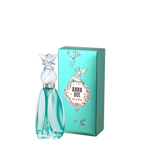 Anna Sui Secret Wish Eau de Toilette 50 ml
