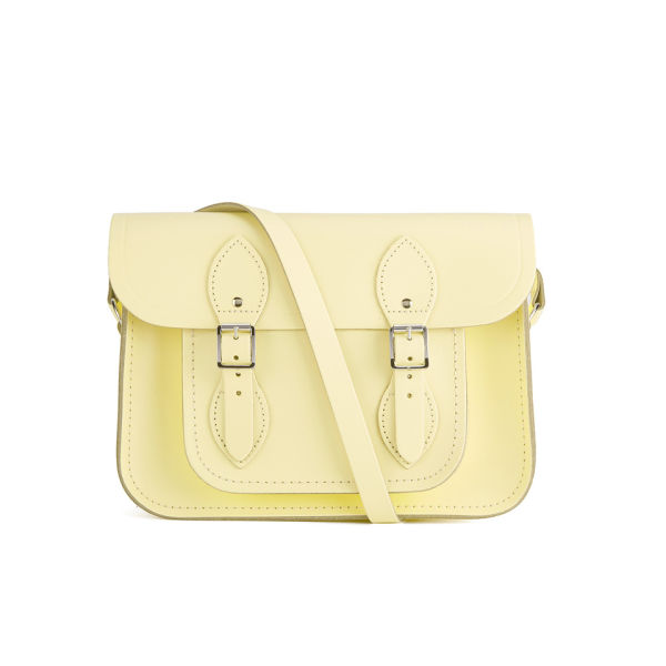 The Cambridge Satchel Company 11 Inch Satchel - Lemon