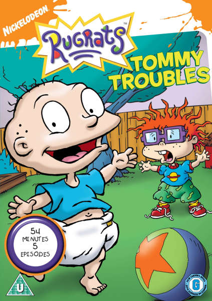 Rugrats - Tommy Troubles (Animated)