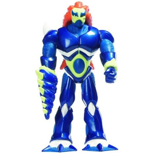 DELUXE SUPER WALKING FUSION ROBOT TOY BLUE