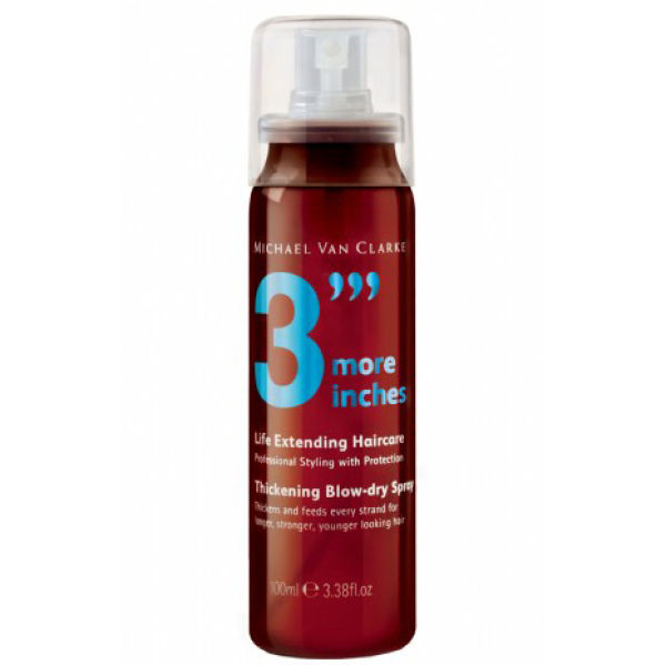3 More Inches Thickening Blow Dry Spray (100 ml)