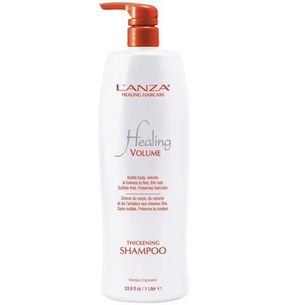 L'Anza Healing Volume Thickening Shampoo (1000 ml) - (Wert £ 84,00)
