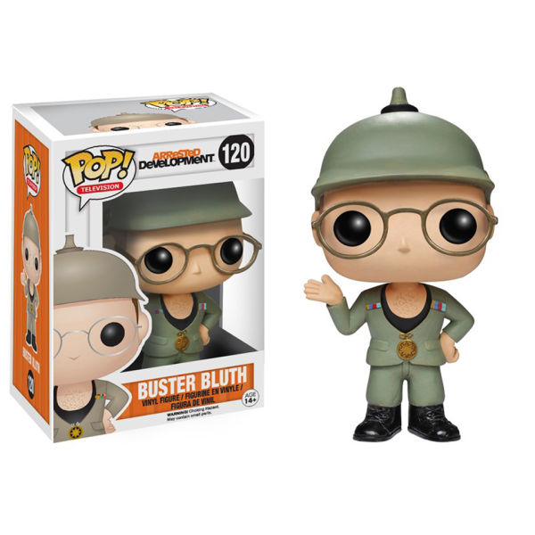 Arrested Development Buster Bluth Good Grief Pop! Vinyl Figure