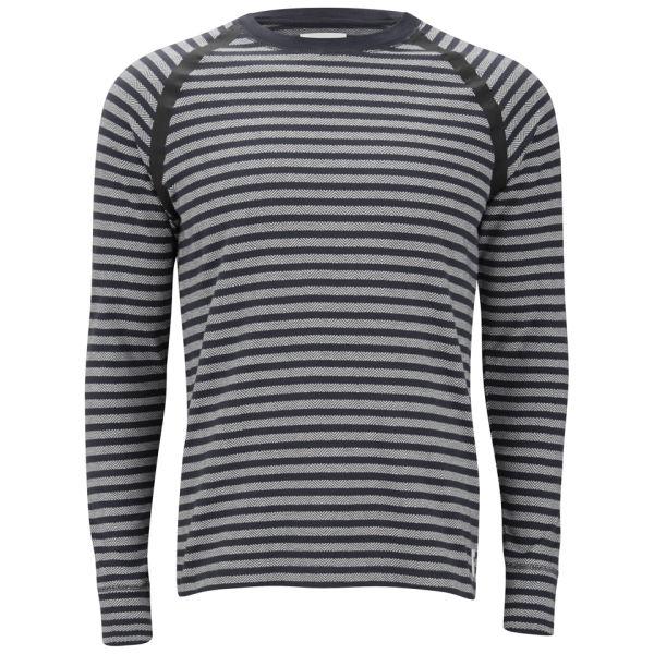 Seam Sweatshirt Zig Ringo Long Sleeve Taped Men's Zag Wood qTtxa6a