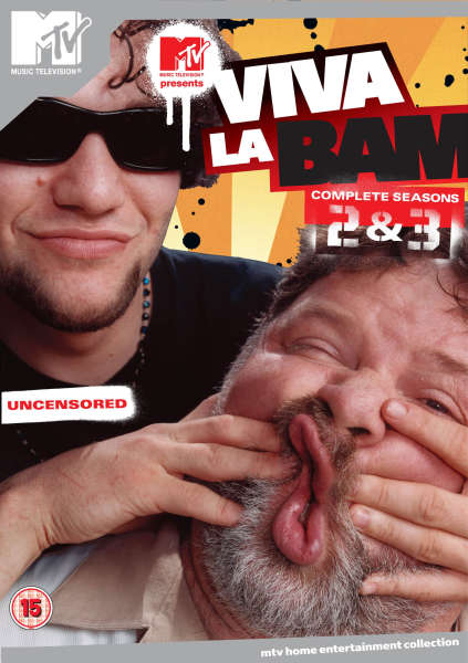 Viva La Bam - Seasons 2 And 3 Box Set
