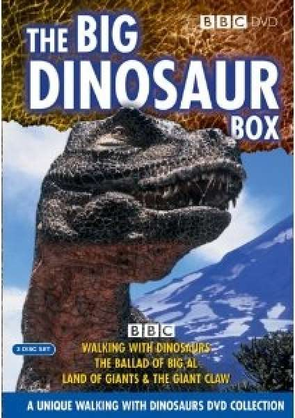 Big Dinosaur Box Set Dvd Zavvi
