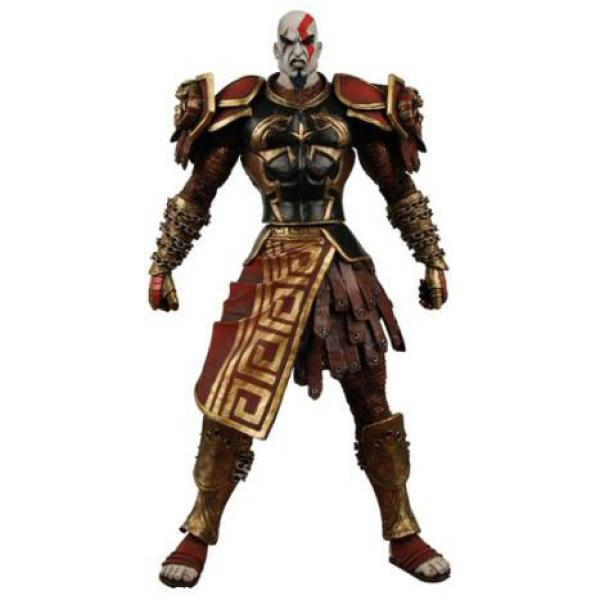 God Of War - Kratos 7 Inch Ares Armor Action Figure