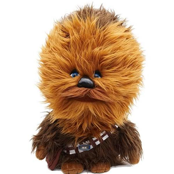 Star Wars Deluxe Chewbacca Talking Plush 15 Inch Iwoot