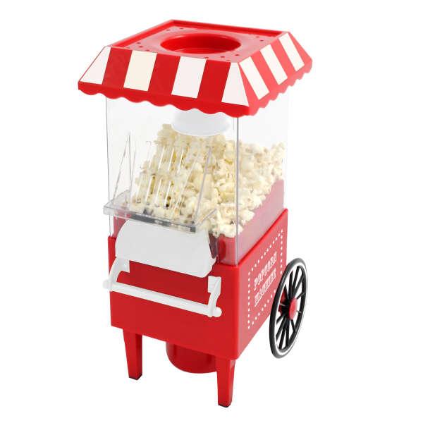 how do you use a popcorn machine
