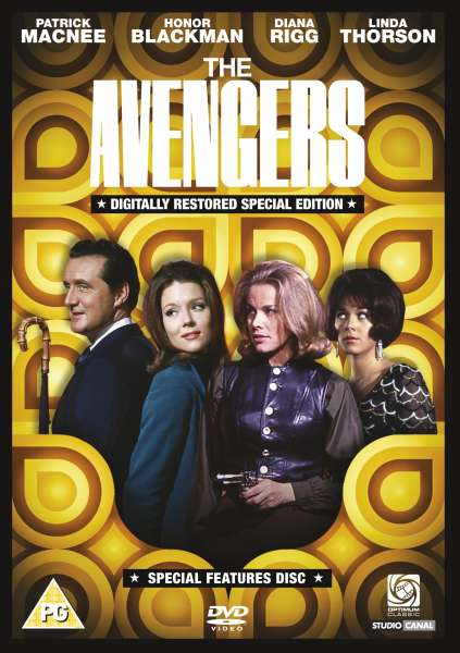 The Avengers - Special Features Disc
