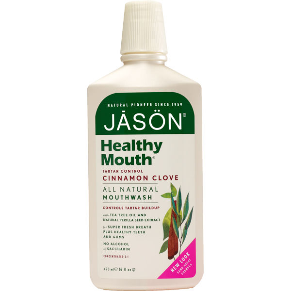 JASON Healthy Mouth Tartar Control Mouthwash (473 ml)