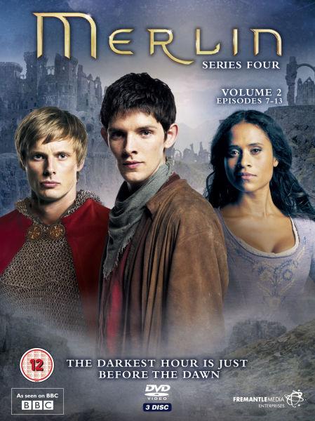 Merlin - Series 4 Volume 2