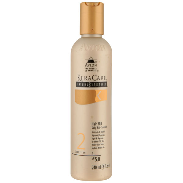 Keracare Natural Textures Hair Milk 8 oz.
