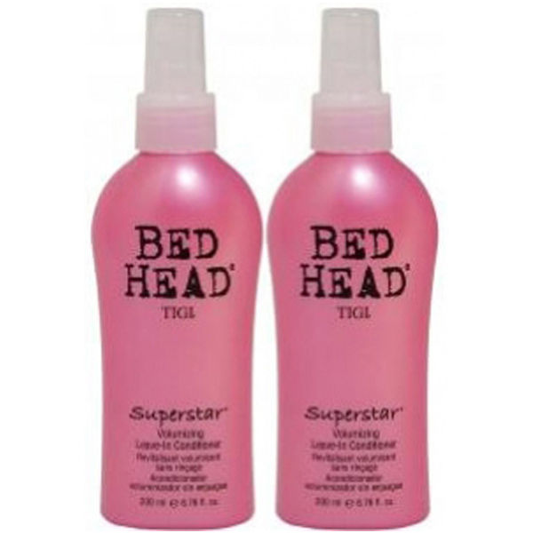 TIGI Bed Head Superstar Conditioning Duo (2 Products) Bundle | Free Shipping | Lookfantastic