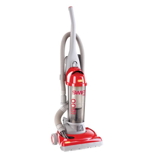 Vax 1800w swift bagless upright vacuum cleaner homeware - Vax carpet shampoo stockists ...