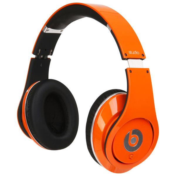 Beats wireless headphones for kids - orange headphones for kids