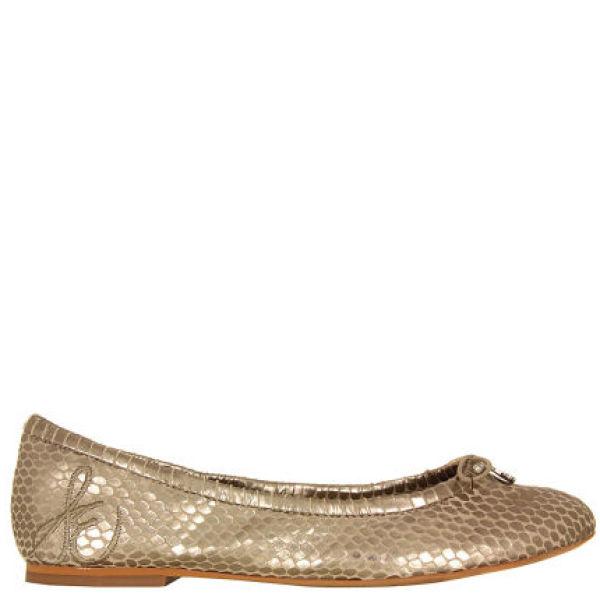 Sam Edelman Women's Felicia Light Shoes - Light Gold
