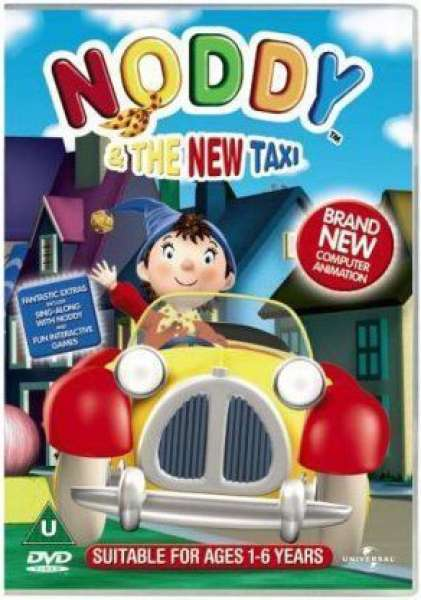 Noddy And The New Taxi