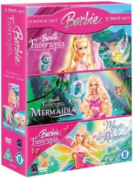 Barbie Fairytopia: Magic of the Rainbow   Own & Watch Barbie ...   600x448