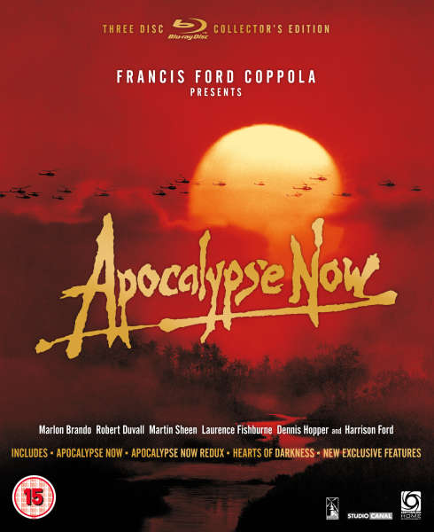 Apocalypse Now Special Edition (Includes Hearts of Darkness)(Blu-ray)