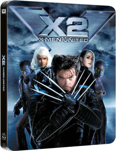 X-Men 2 - Limited Edition Steelbook