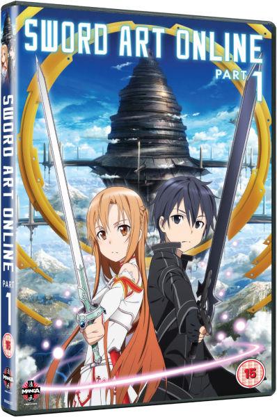 Sword Art Online - Part 1 (Episodes 1-7)