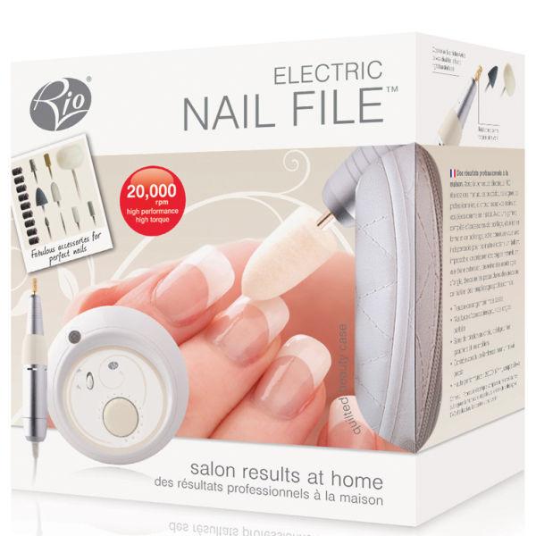 Rio Electric Nail File | Free Shipping | Lookfantastic