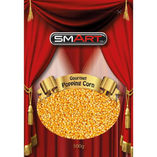 SMART Gourmet Popping Corn - 500g