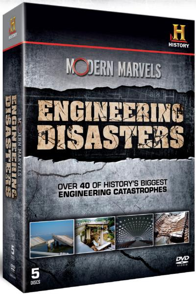 modern marvels engineering disasters dvd zavvi