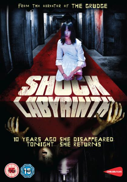 Shock Labyrinth 3D