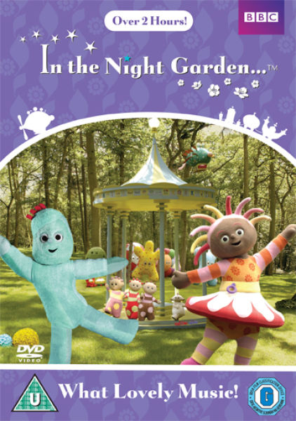 In The Night Garden What Lovely Music Dvd