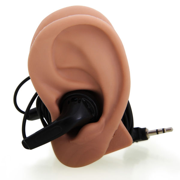 Ear Shaped Headphone Cable Tidy Iwoot
