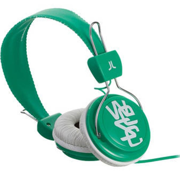 wesc conga headphones green electronics zavvi rh zavvi com Headphone Jack Wiring iPhone Headphone Jack Wiring Diagram